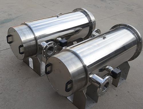 污水处理紫外线消毒设备
